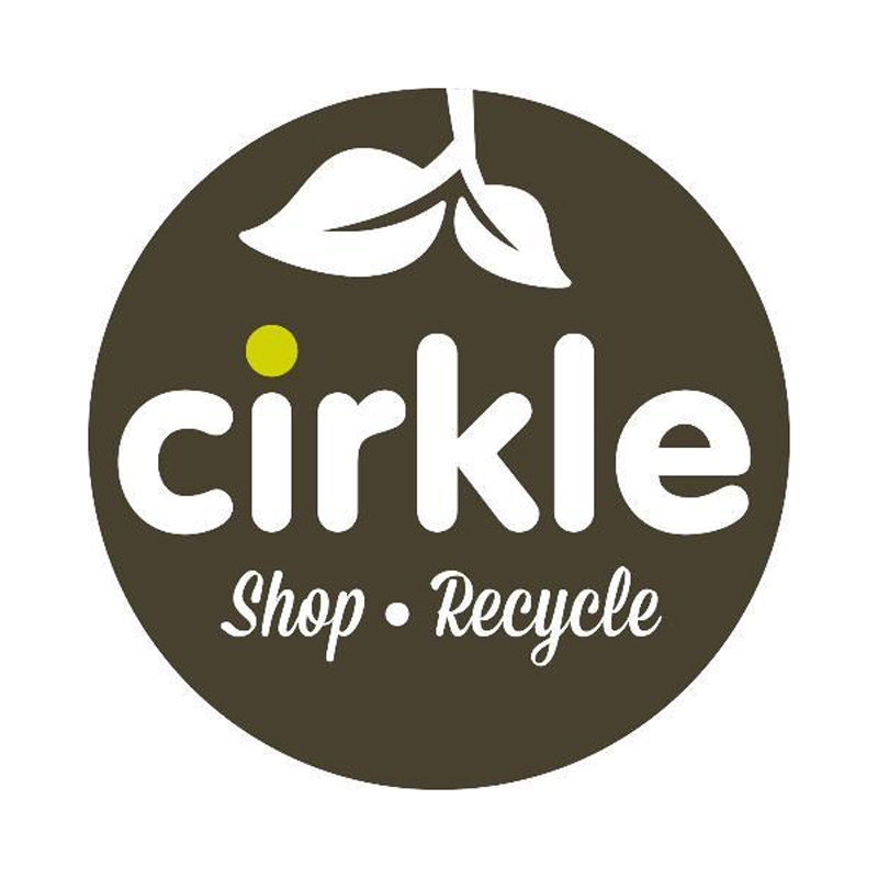 Logo of Cirkle, organic food and circular economy