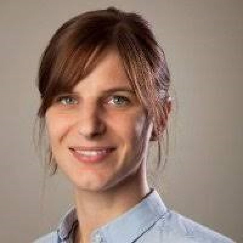 Picture of Jelena Jakulj, an investment manager at SI2 Fund